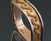 anello granulazione etrusca cnosso