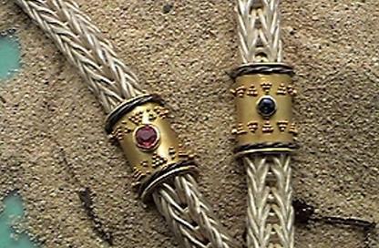 bracciali maglia romana